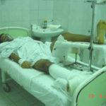 Ospedale Incidente